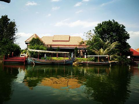 华欣水上市场旅游景点攻略图