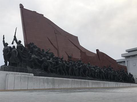 万寿台大纪念碑旅游景点攻略图