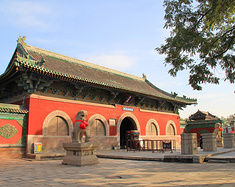 彼岸的叹息——正定寺塔 河北省博物院 清西陵