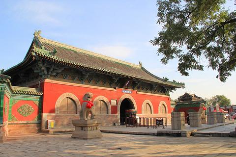 隆兴寺的图片