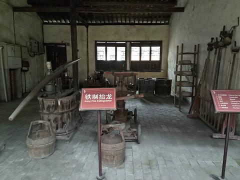 江南民俗馆旅游景点攻略图