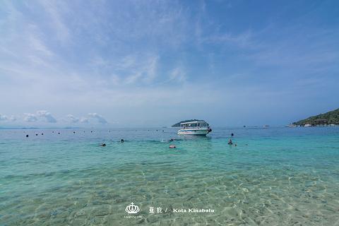 东姑阿都拉曼海洋公园旅游景点攻略图