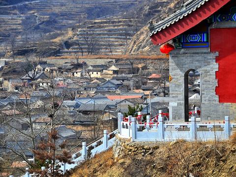 灵水村旅游景点图片