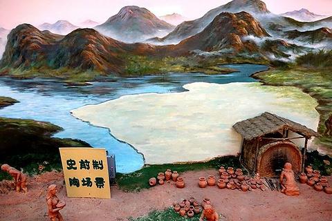 陇西县博物馆旅游景点攻略图