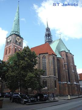 雅各教堂旅游景点攻略图