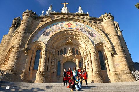 圣心圣殿旅游景点攻略图