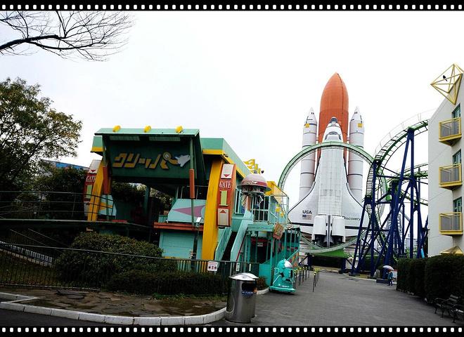 """""""太空乐园是以宇宙为主题的主题公园,以Za..._太空世界""""的评论图片"""