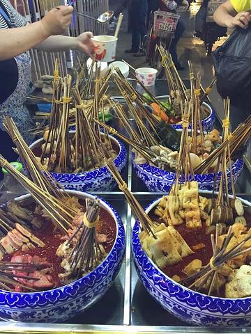 吉庆街美食