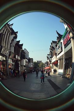 徽州古城旅游景点攻略图