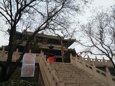 伏羲台旅游景点图片