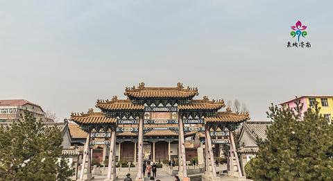府学文庙旅游景点攻略图