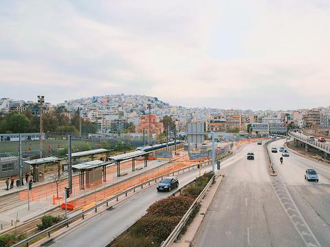 雅典火车站旅游景点图片