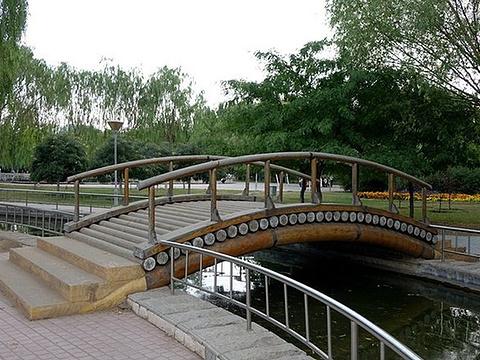 阿尔丁植物园旅游景点图片