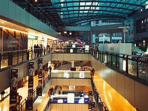北城天街购物广场旅游景点图片