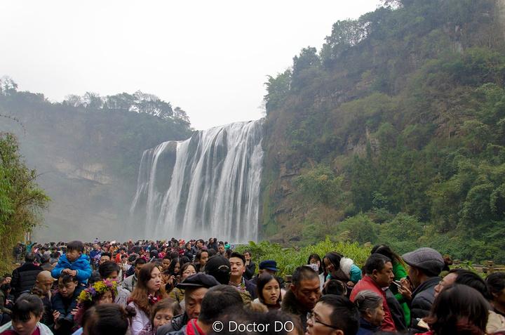 安顺到黄果树有多远_2020大瀑布景区最好的就是大瀑布,可以从下面穿过去,幸运的话 ...