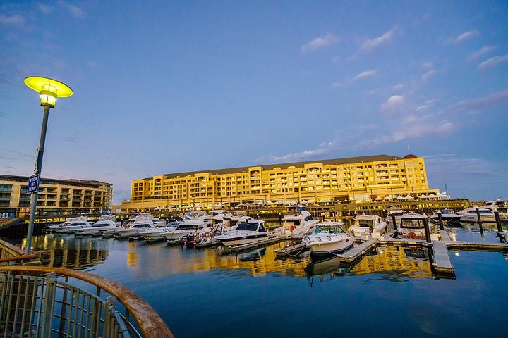 """""""酒店的条件真心好,我都不舍得出来拍日出了..._格雷尔海滩""""的评论图片"""