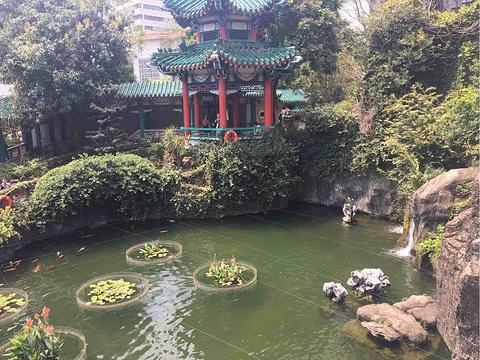 黄大仙祠旅游景点攻略图