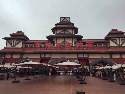 宁波方特东方神画旅游景点图片
