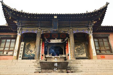 北禅寺旅游景点攻略图
