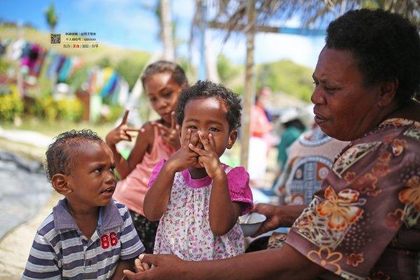 可爱的斐济孩子图片