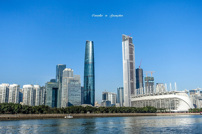 珠江新城广场图片