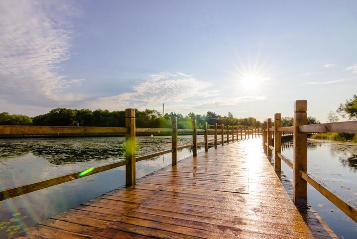 """""""美丽的湿地公园,士兵驻守的东方第一哨,一切的一切都是和东紧密联系在一起,而在夏日游览完这一切,..._黑瞎子岛""""的评论图片"""