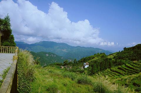 云顶风景区旅游景点攻略图