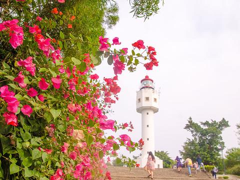 涠洲岛灯塔旅游景点图片