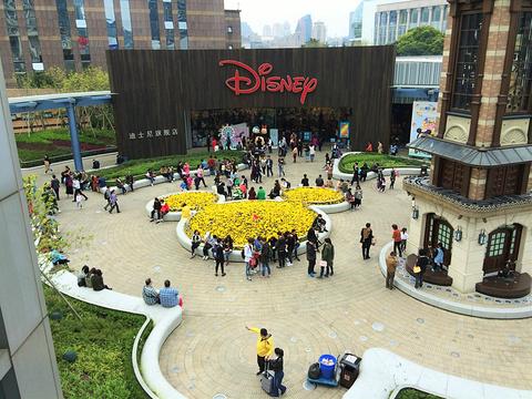 上海迪士尼旗舰店(陆家嘴店)旅游景点图片