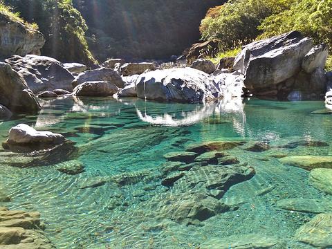 慕谷慕鱼旅游景点图片