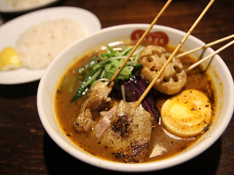 soup curry & dining Suage+旅游景点图片