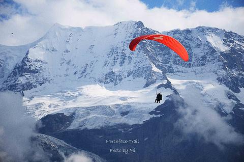 阿尔卑斯山脉旅游景点攻略图