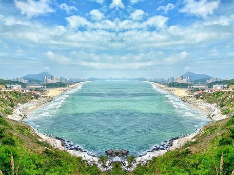 东方银滩的图片