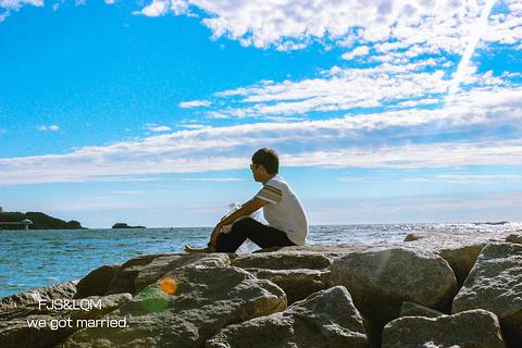 白良浜海滨浴场旅游景点攻略图