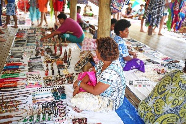 迷你贝壳市场(斐济村)图片