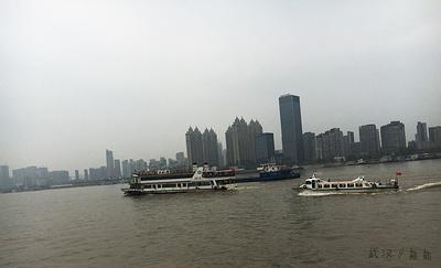 武汉关码头