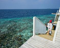 马尔代夫——一辈子一定要去一次的人间天堂!