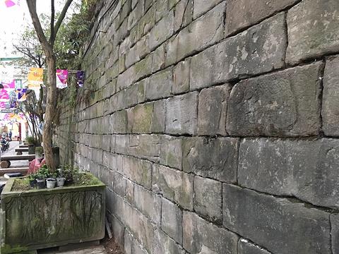明城墙旅游景点攻略图