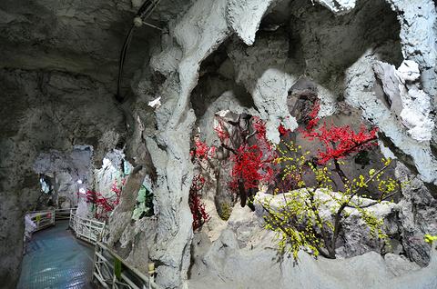 百花洞旅游景点攻略图