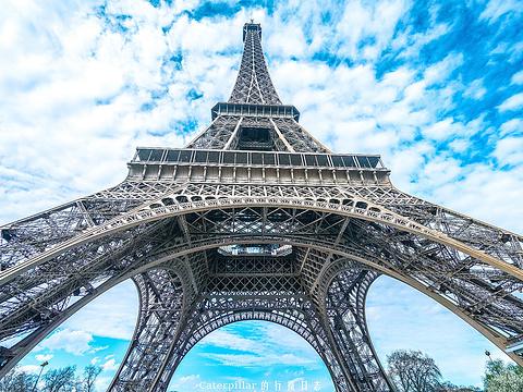 埃菲尔铁塔旅游景点图片