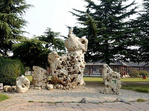 戚城文物景区旅游景点图片