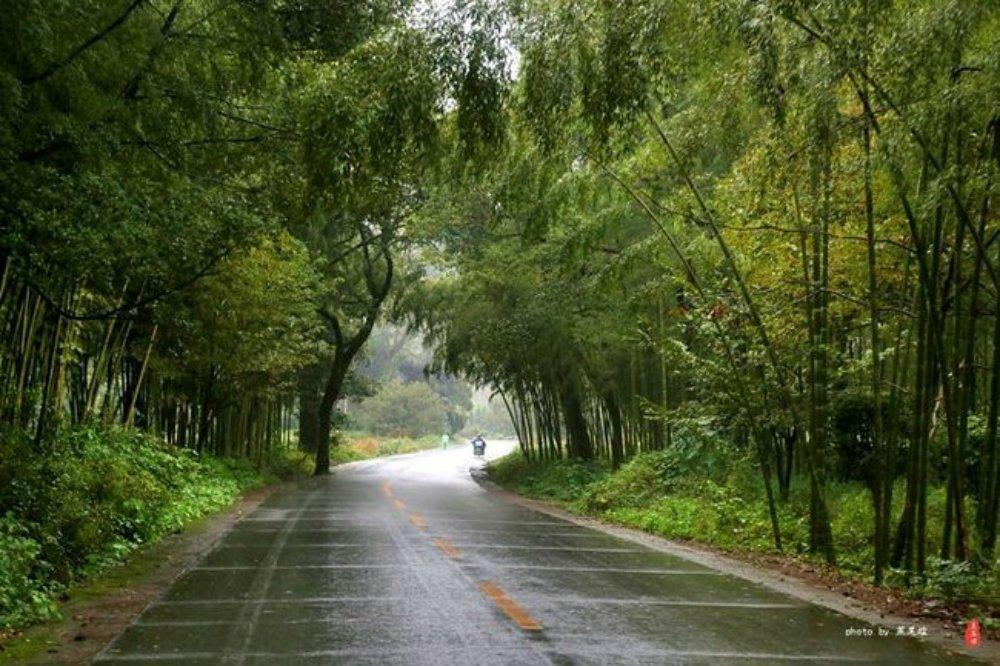 雨中寻梦龙虎山,感受大自然之美
