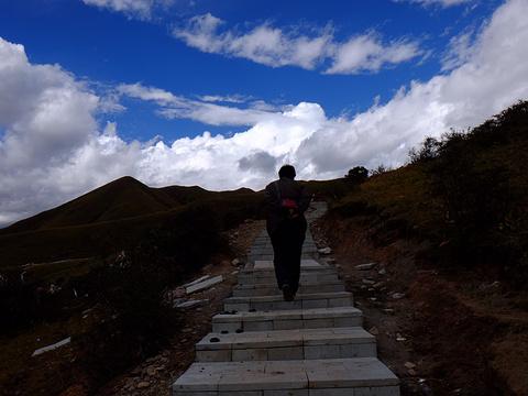 药王山旅游景点图片