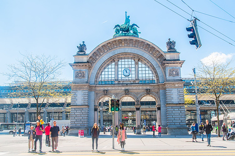 琉森火车站