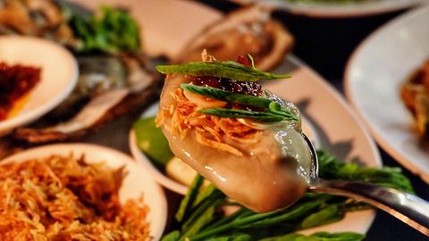 苏梅岛码头海鲜餐厅