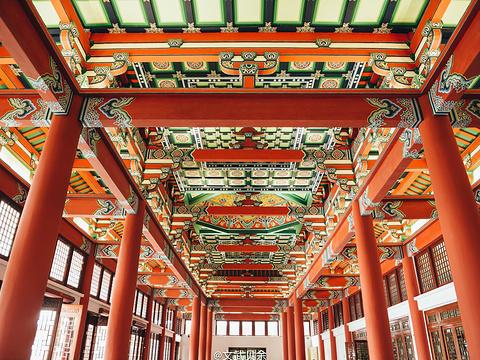 南京博物院旅游景点图片