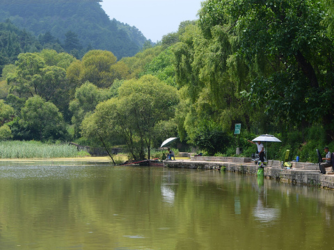 玉华宫风景名胜区旅游景点图片