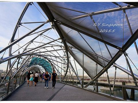 双螺旋桥旅游景点图片