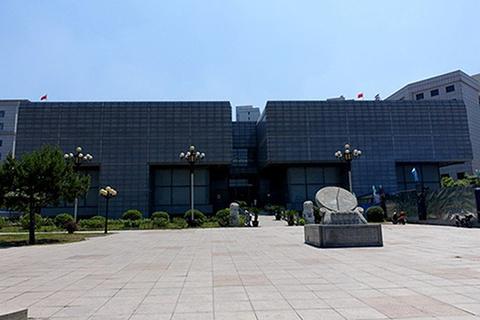 本溪博物馆旅游景点攻略图