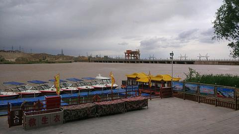 青铜峡黄河铁桥旅游景点攻略图